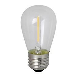 Bulbrite: 776684 LED Filaments: ELV Dimming LED1S14/24K/FIL