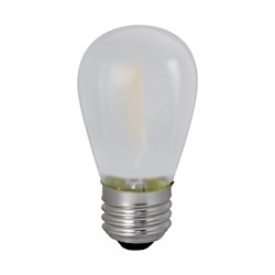 Bulbrite: 776686 LED Filaments: ELV Dimming LED1S14/24K/FIL/F
