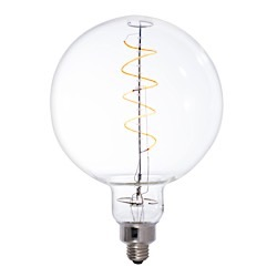 Bulbrite: 776302 LED Filaments: Grand Collection LED4G63/22K/FIL