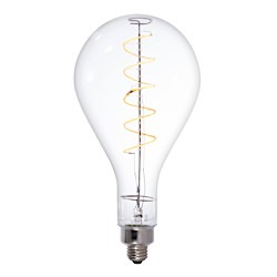 Bulbrite: 776300 LED Filaments: Grand Collection LED4PS52/22K/FIL