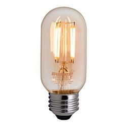 Bulbrite: 776605 LED Filaments: Fully Compatible Dimming, Antique LED4T14/22K/FIL-NOS/2