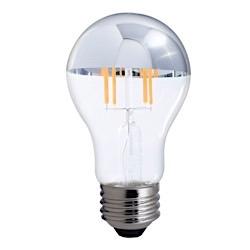 Bulbrite: 776671 LED Filaments: Sign & Half Chrome S14, G25, A19 LED5A19/27K/FIL/HM/2
