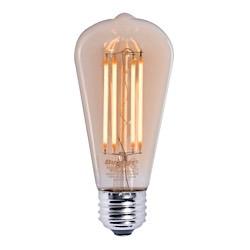 Bulbrite: 776601 LED Filaments: Fully Compatible Dimming, Antique LED5ST18/22K/FIL-NOS/2